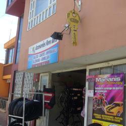 Accesorios Para Motos Chía  en Bogotá