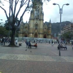 Iglesia Nuestra Señora de Lourdes en Bogotá