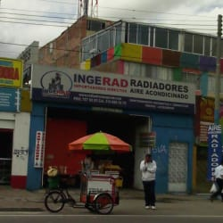 Ingerad de Colombia SAS en Bogotá