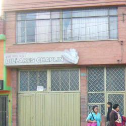 Billares Chaplin en Bogotá