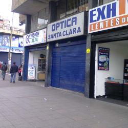 Óptica Santa Clara en Bogotá