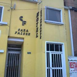 Hotel Casa Falcón en Bogotá