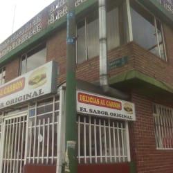 Delicias Al Carbón  en Bogotá