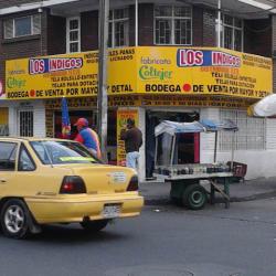 Los Indigos en Bogotá