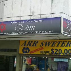 Librería Cristiana Elim en Bogotá