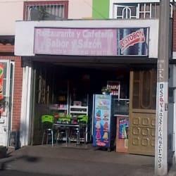 Restaurante y Cafetería Sabor y Sazón en Bogotá
