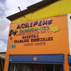 Acrílicos Bodegón De La 13 en Bogotá