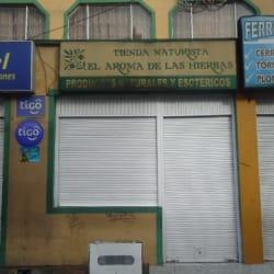 El Aroma de las Hierbas en Bogotá