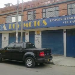 CDA Revimotos Siete de Agosto en Bogotá