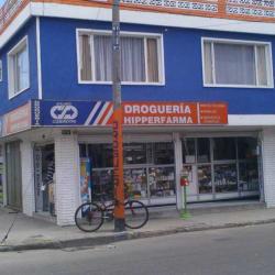 Droguería Hipperfarma en Bogotá