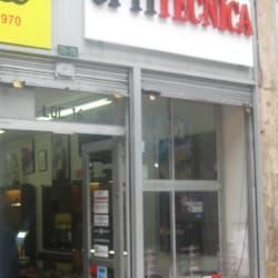 Óptitécnica en Bogotá