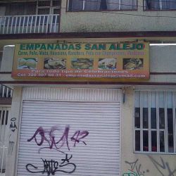 Empanadas San Alejo en Bogotá