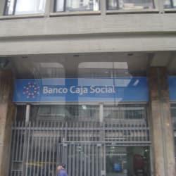 Banco Caja Social BCSC Carrera 10 en Bogotá