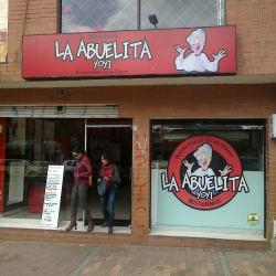 La Abuelita Yoyi en Bogotá