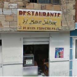 Restaurante El Buen Sabor Calle 51 Con 18B en Bogotá