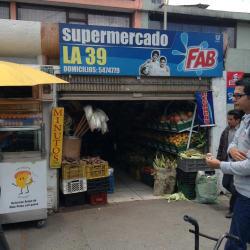Supermercado La 39 en Bogotá