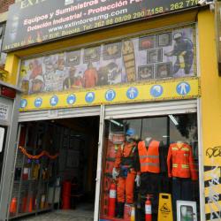 Extintores Mg S.A.S. en Bogotá