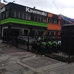 Kawasaki en Bogotá