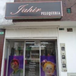 Jahir Peluquería Calle 38A en Bogotá