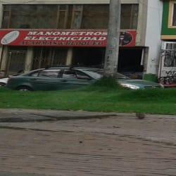 Manómetros Electricidad en Bogotá