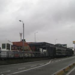 Estación Rionegro en Bogotá