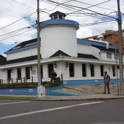 Restaurante El Buque en Bogotá