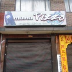 Mana Pizza en Bogotá