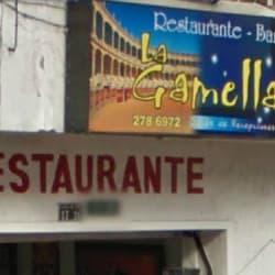 Restaurante la Camella en Bogotá