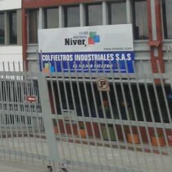 Colfieltros Industriales S.A.S en Bogotá