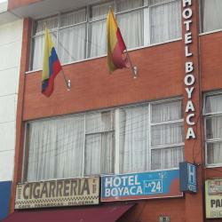 Hotel Boyacá La 24 en Bogotá