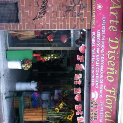 Arte Diseño Floral  en Bogotá