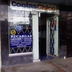 Copias Chicó en Bogotá