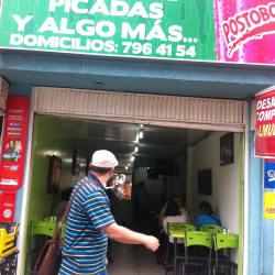 Restaurante Picadas y Algo Más  en Bogotá
