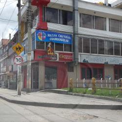 Broaster Cresta Roja en Bogotá