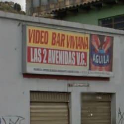 Video Bar Viviana Las Dos Avenidas en Bogotá