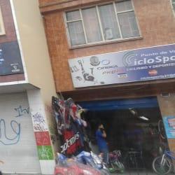 Punto De Venta Ciclosport en Bogotá