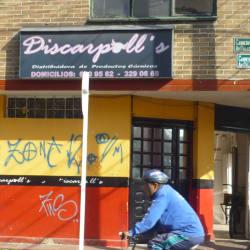 Discapoll's en Bogotá