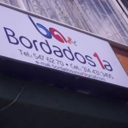 Bordados 1A en Bogotá