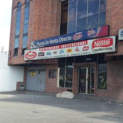 Pastelería-Panadería-Chocolatería en Bogotá