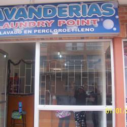 Laundry Point en Bogotá