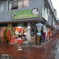 Decoraciones Zambrano en Bogotá