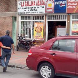 La Gallina Asada Carrera 57 en Bogotá
