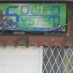 Sound System en Bogotá