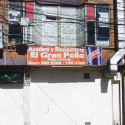 Asadero y Restaurante El Gran Pollo en Bogotá
