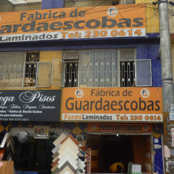 Fábrica De Guardaescobas en Bogotá