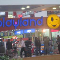 Playland Plaza Imperial en Bogotá