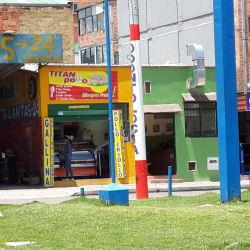 Titan Pollo en Bogotá