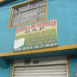 Fábrica De Vitrinas G.N.P en Bogotá