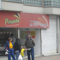 Pimpollo Carrera 91 Con 134A en Bogotá