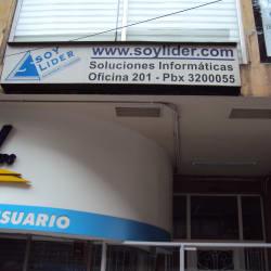 Soy Líder Soluciones Informáticas en Bogotá